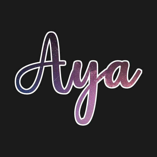 TeePublic: Aya