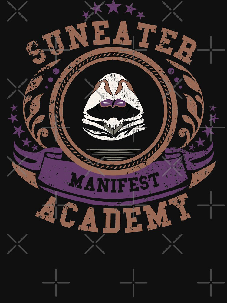 RedBubble: Suneater Academy.