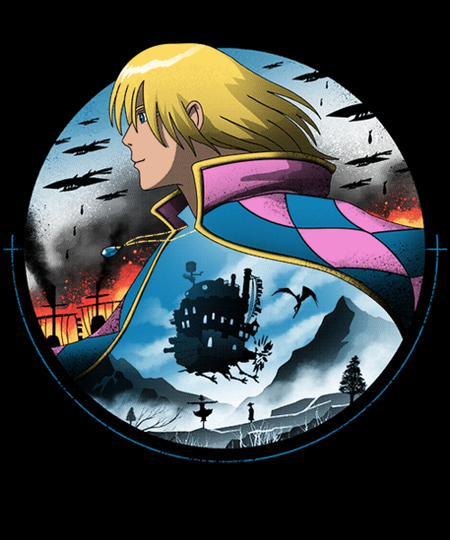 Qwertee: In the Midst of War