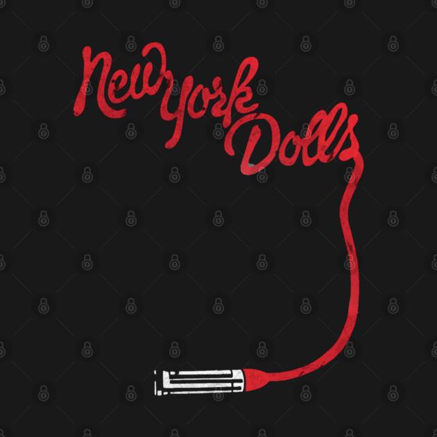 TeePublic: New York Dolls