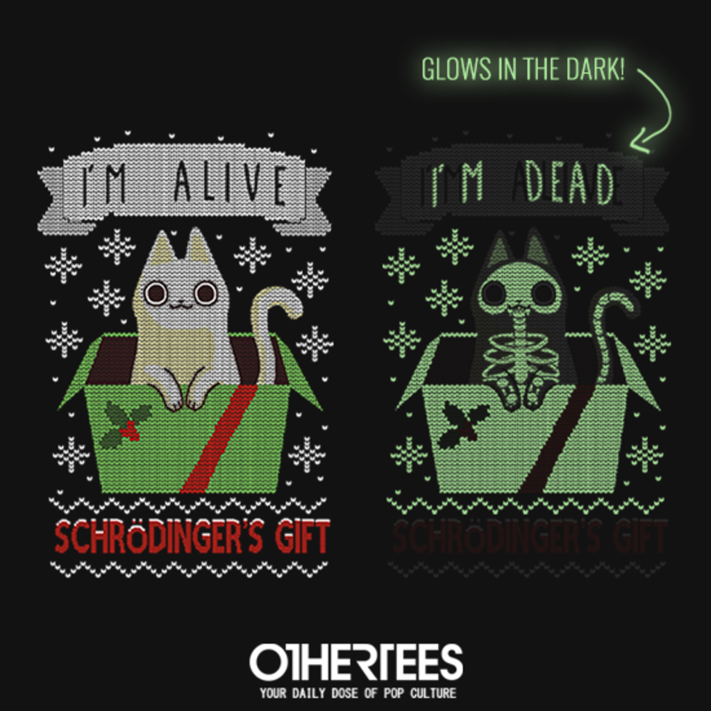 OtherTees: Schrodinger's Winter