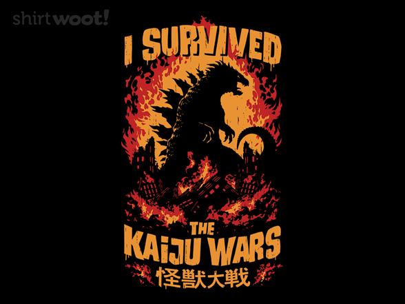 Woot!: Kaiju Wars