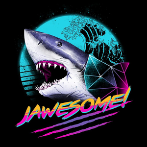 Once Upon a Tee: Jawesome