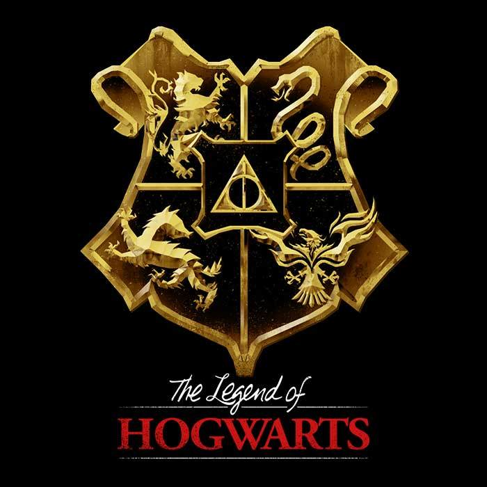 Once Upon a Tee: The Legend of Hogwarts