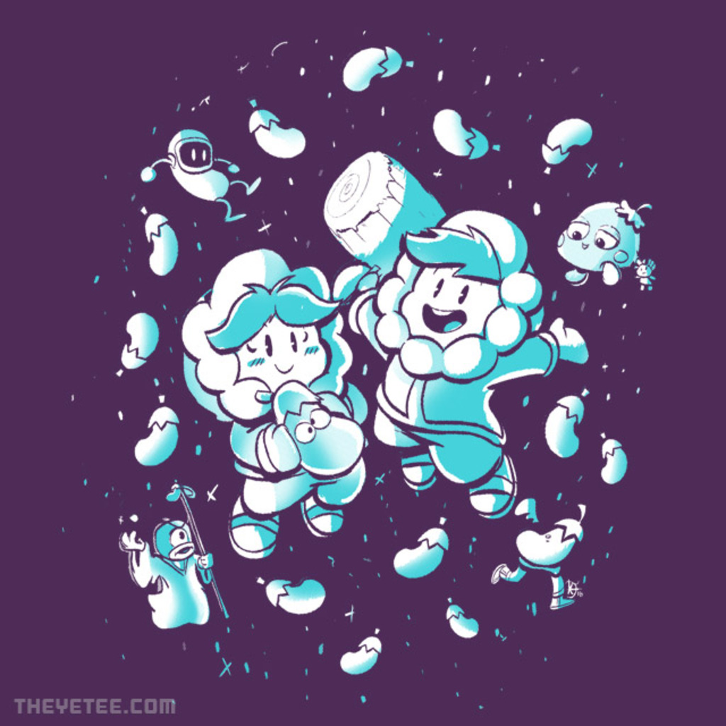 The Yetee: Eggplant Blizzard