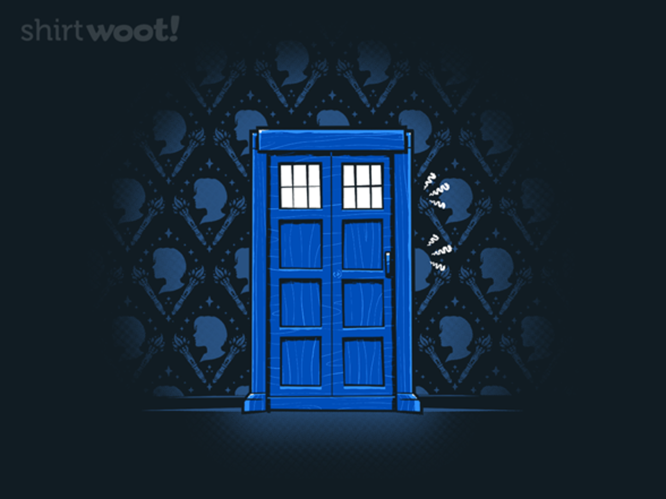 Woot!: Who's There? - $15.00 + Free shipping
