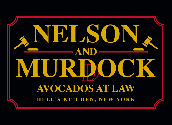 SnorgTees: Nelson And Murdock