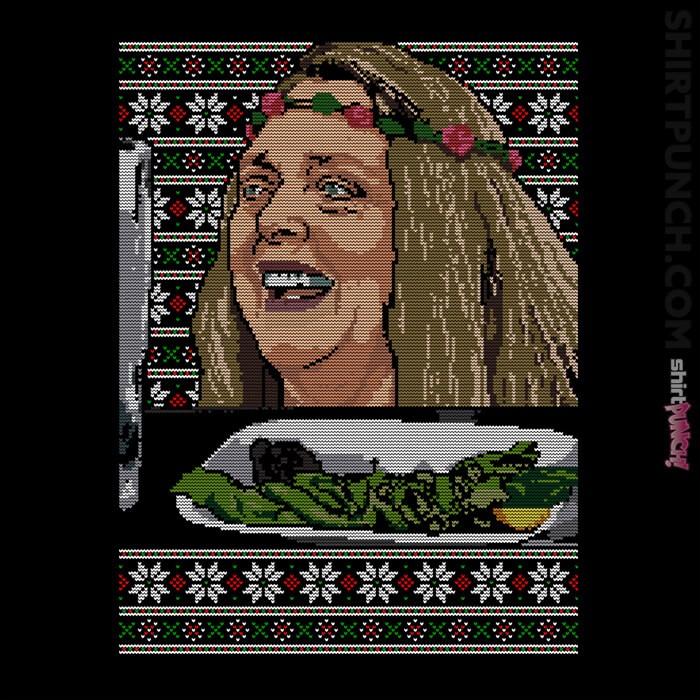 ShirtPunch: Carole Baskin Ugly Sweater