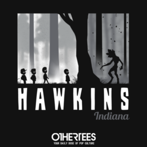 OtherTees: Hawkins