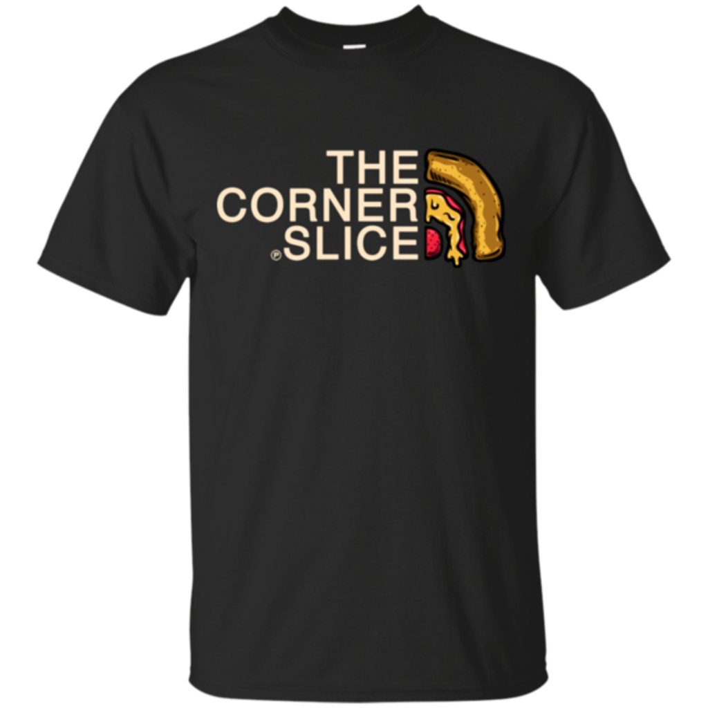 Pop-Up Tee: The Corner Slice