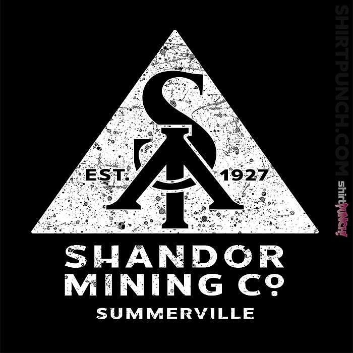 ShirtPunch: Shandor Mining Company