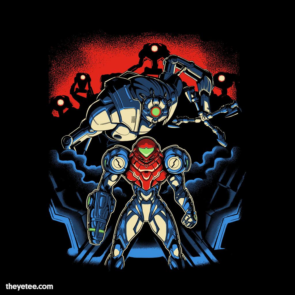 The Yetee: Mechanical Dread