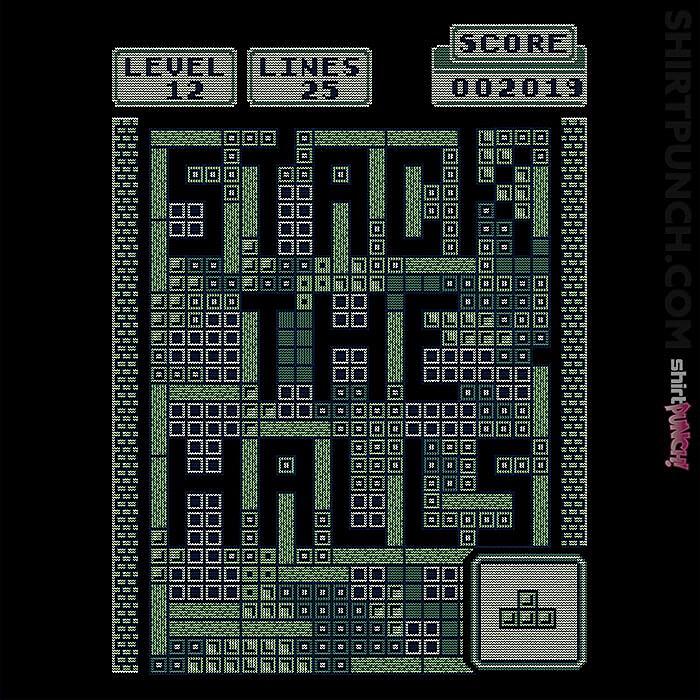 ShirtPunch: Stack The Halls
