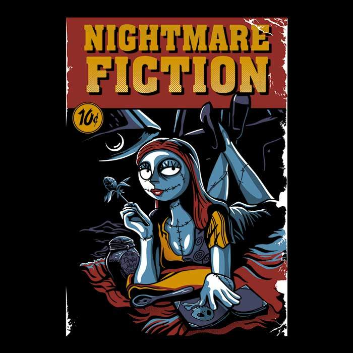 Once Upon a Tee: Nightmare Fiction