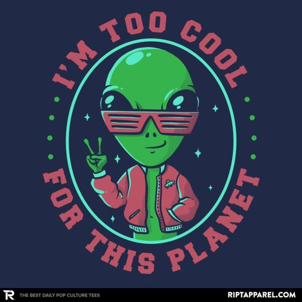 Ript: Too Cool For This Planet