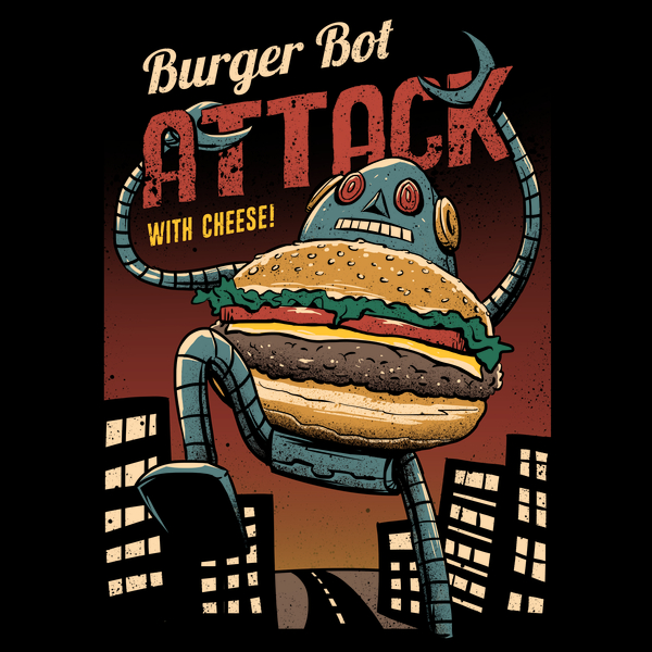 NeatoShop: Burger Bot