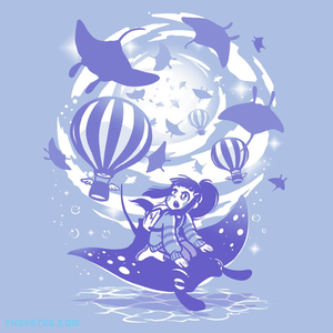 The Yetee: A flying dream