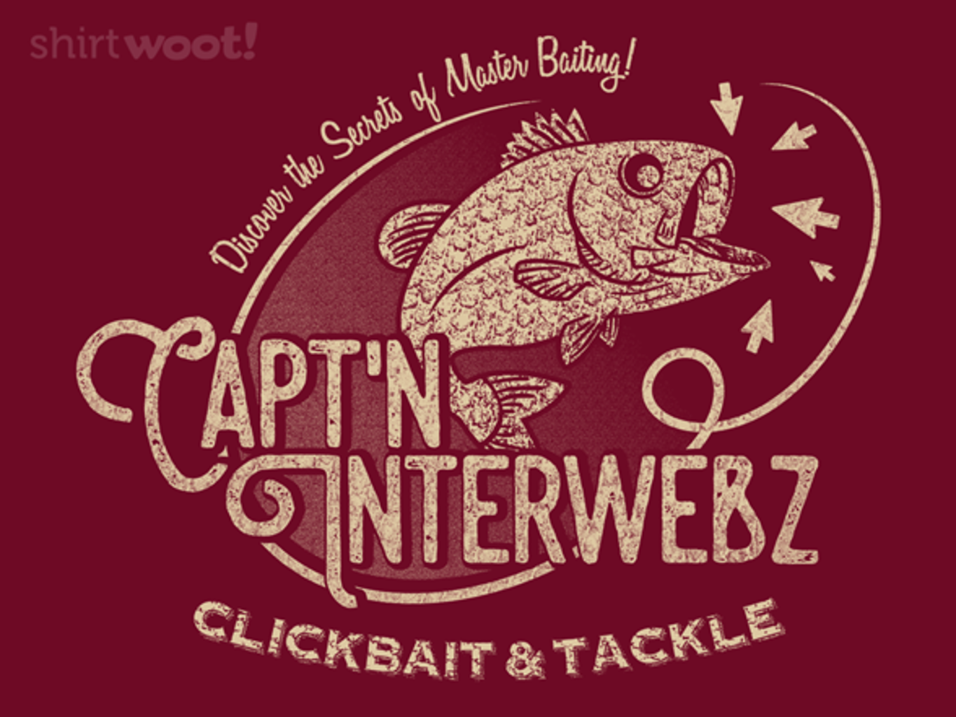 Woot!: Clickbait & Tackle