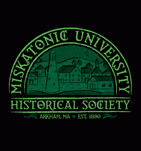 BustedTees: Miskatonic Historical Society