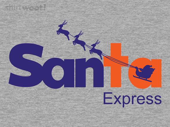 Woot!: Santa Express