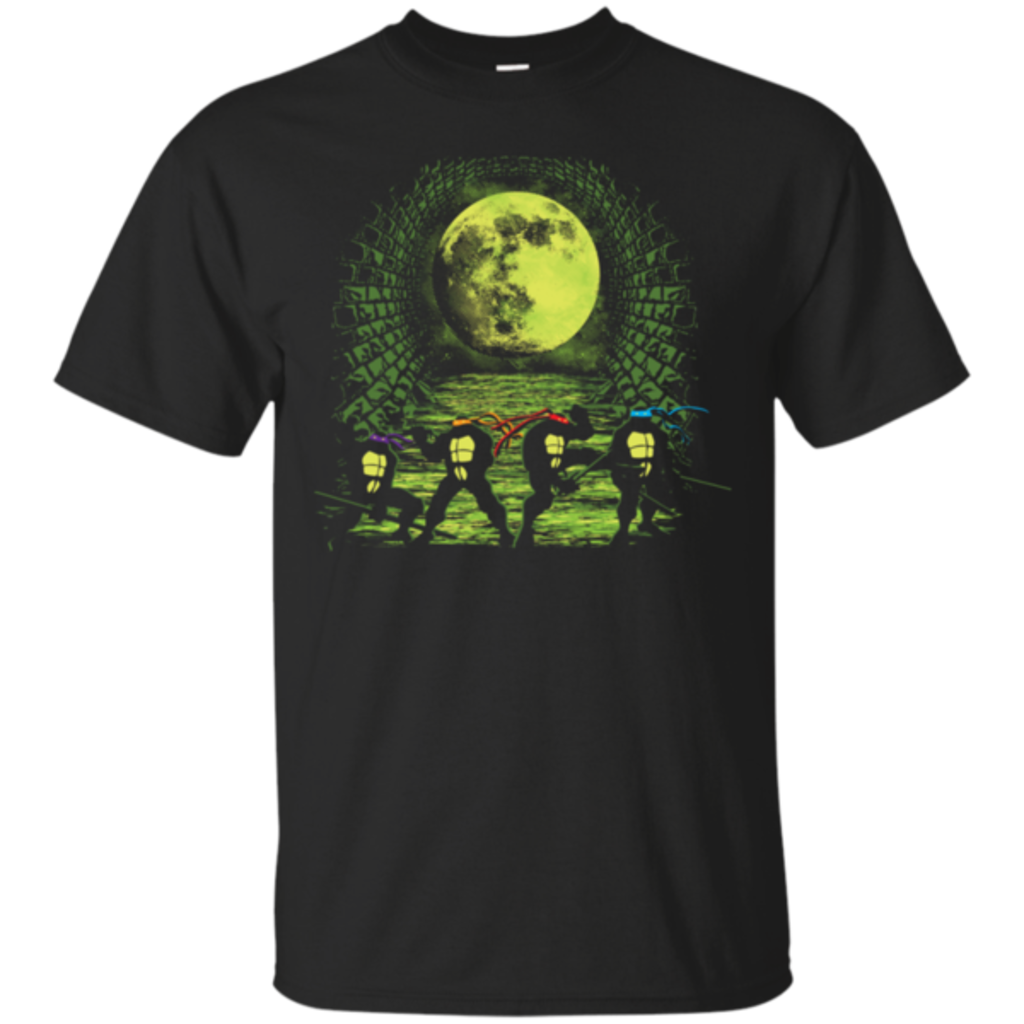 Pop-Up Tee: Sewer Fighters