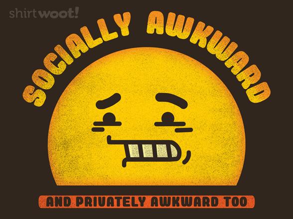 Woot!: 100% Awkward