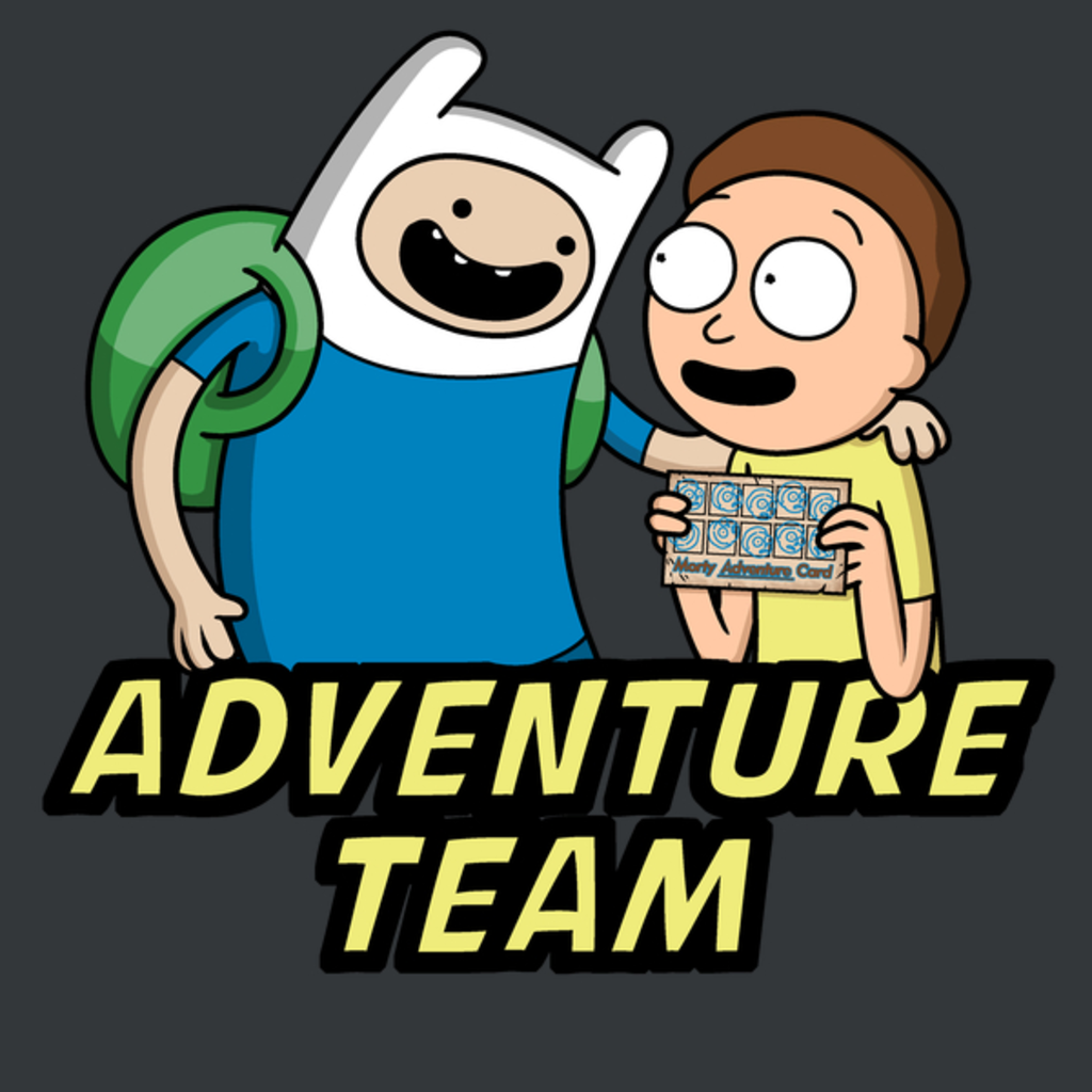 NeatoShop: Adventure Team!