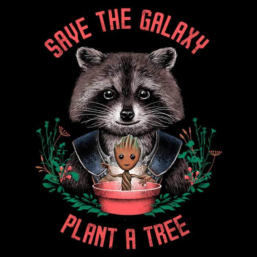 Once Upon a Tee: Save the Galaxy