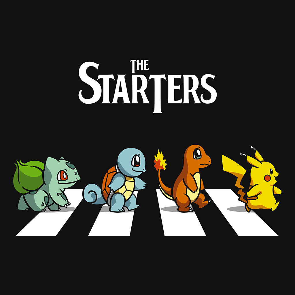 TeeTee: The Starters On Abbey Road