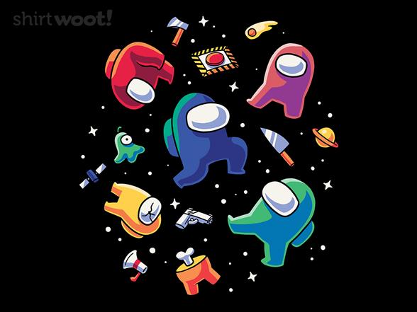 Woot!: Impostors in Space