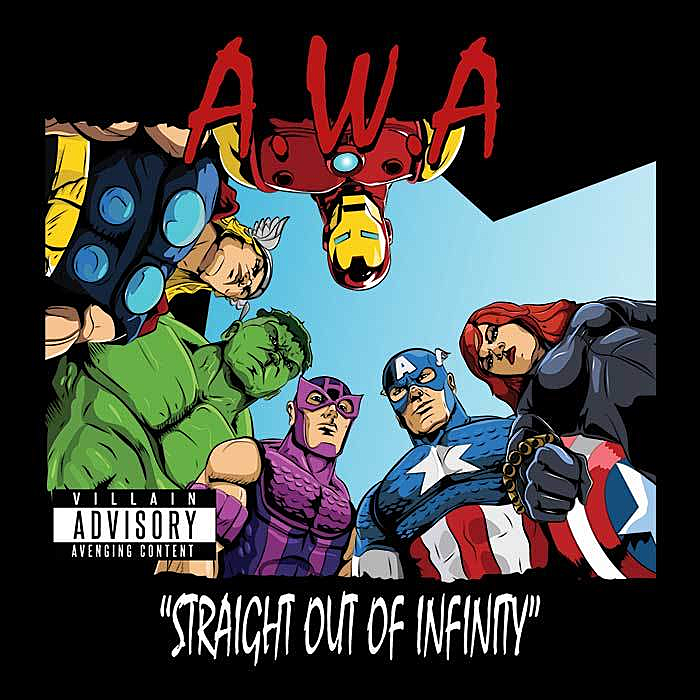 Once Upon a Tee: Straight Outta Infinity