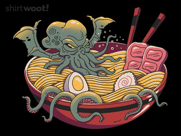 Woot!: Ramen Cthulhu