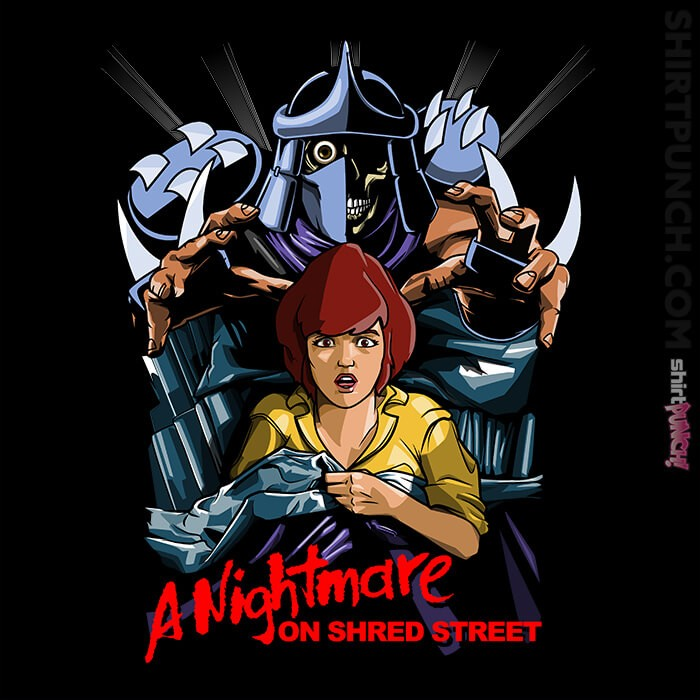 ShirtPunch: A Nightmare On Shred Street