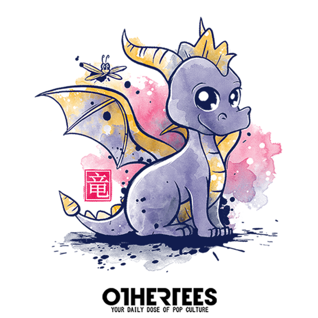 OtherTees: The Dragon and the Dragonfly