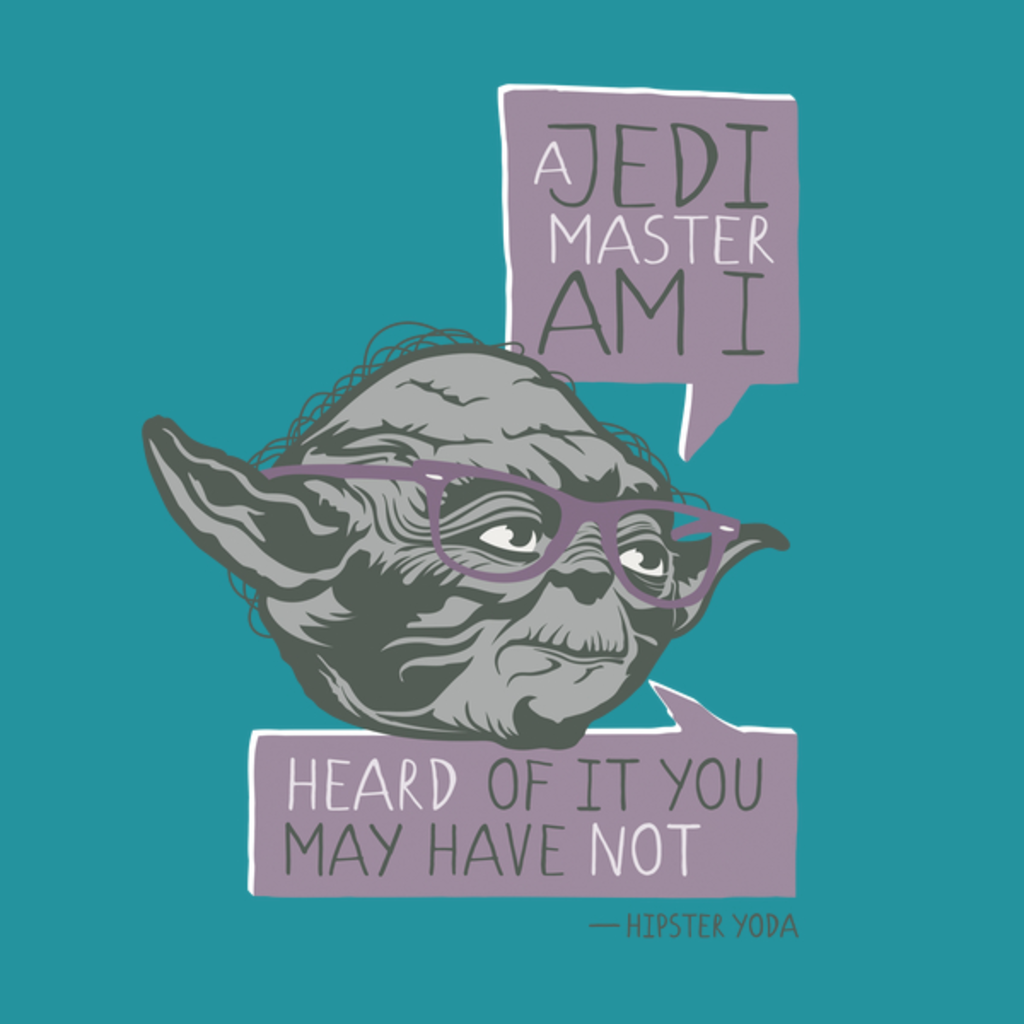 NeatoShop: A Jedi Master Am I