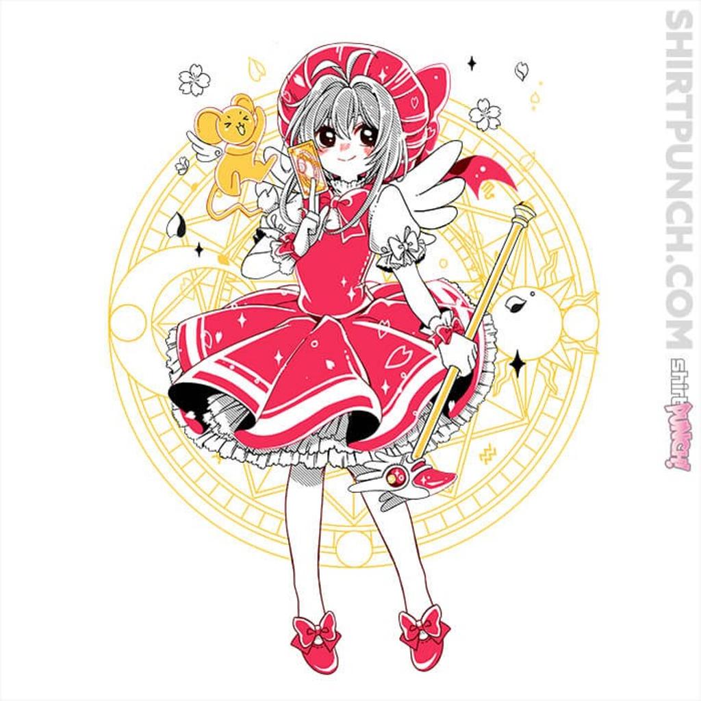ShirtPunch: Sakura