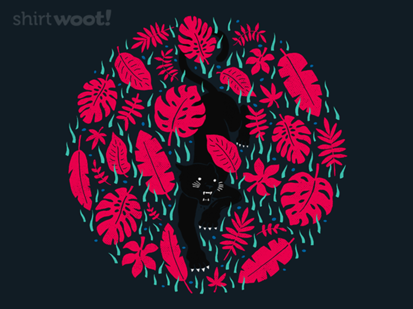 Woot!: Panther Hunt