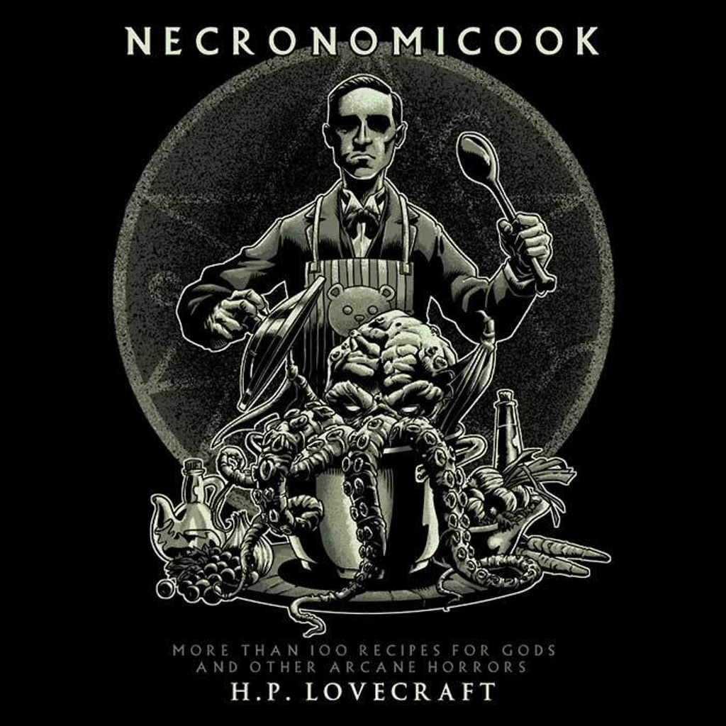 Once Upon a Tee: Necronomicook