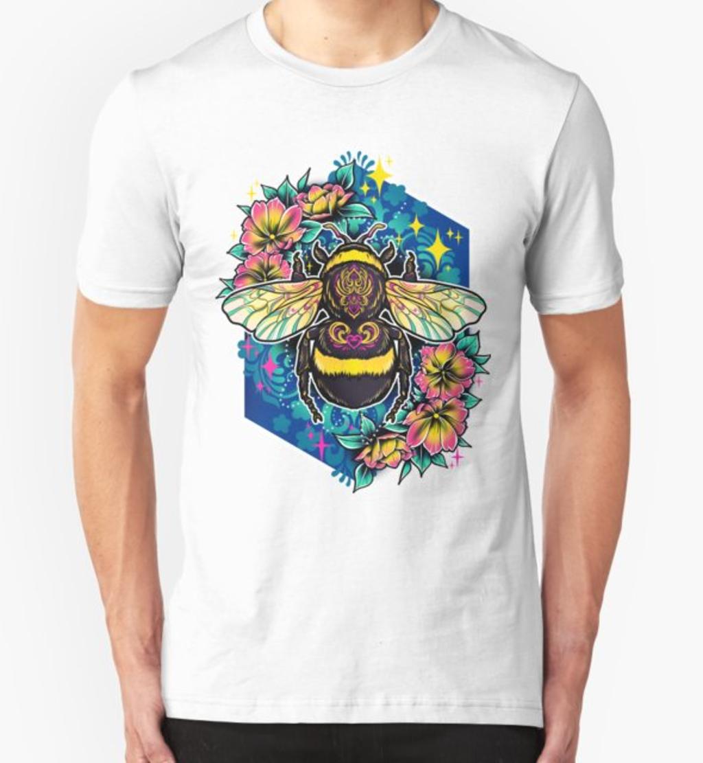 RedBubble: Bumblebee