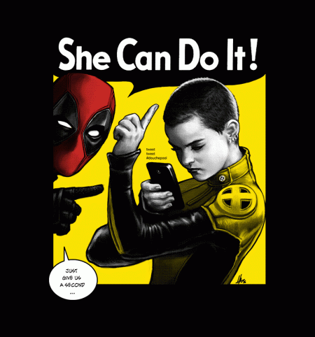 BustedTees: Negasonican Do It