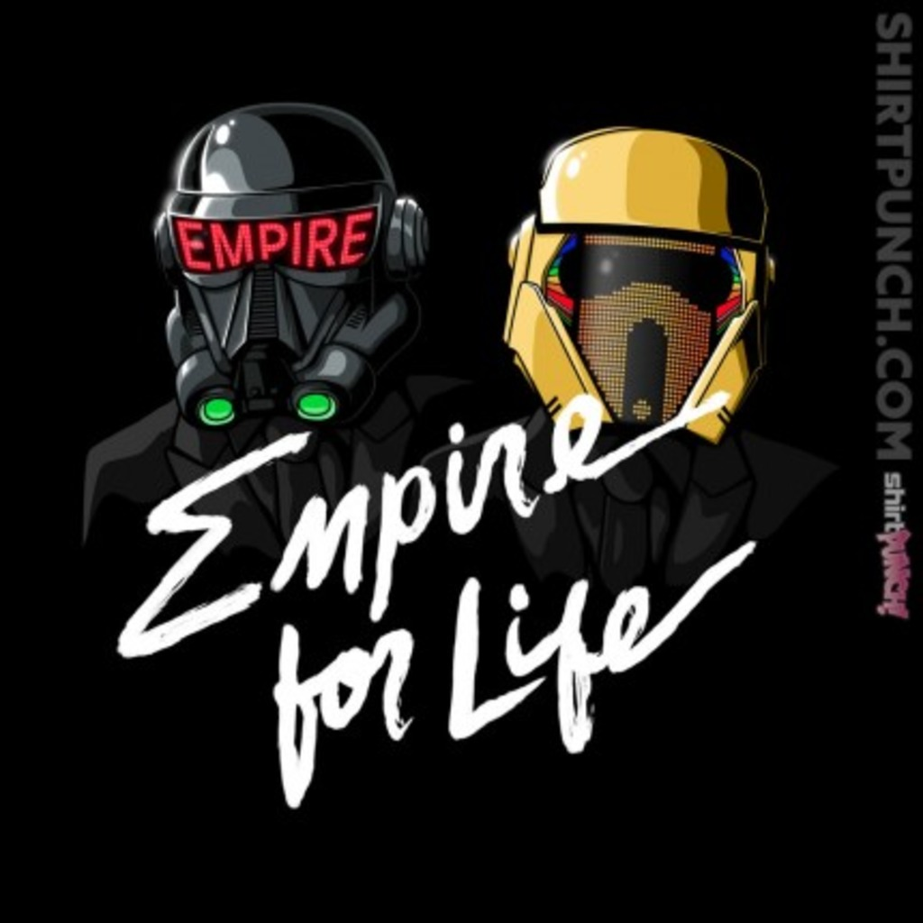 ShirtPunch: Empire For Life