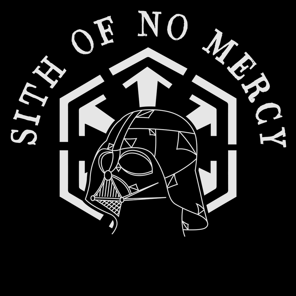 Pop-Up Tee: Sith of No Mercy