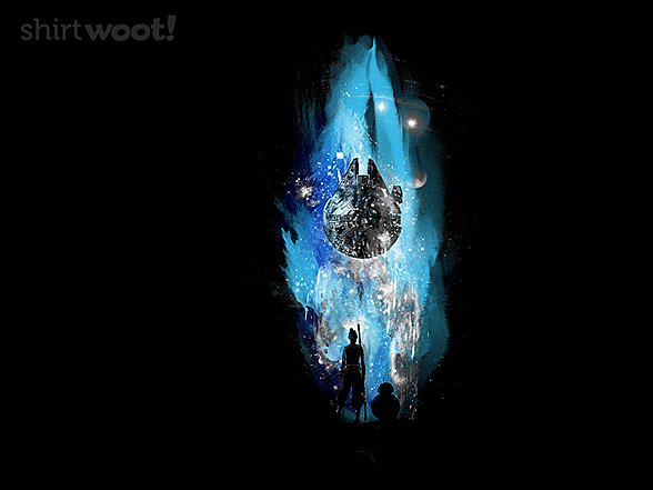 Woot!: Space Falcon