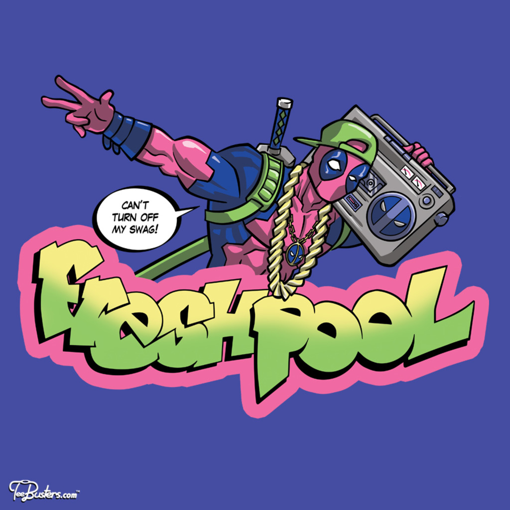 TeeBusters: Fresh Pool
