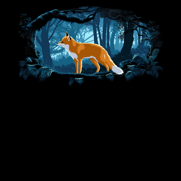 NeatoShop: Fox in the forest