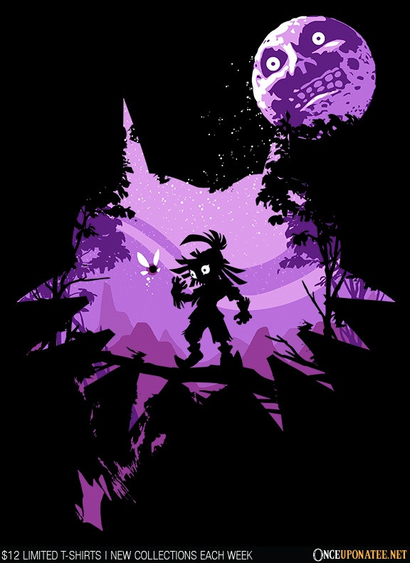 Once Upon a Tee: Majora's Return