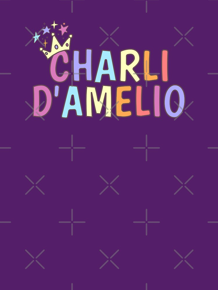 RedBubble: Charli D'Amelio Princess