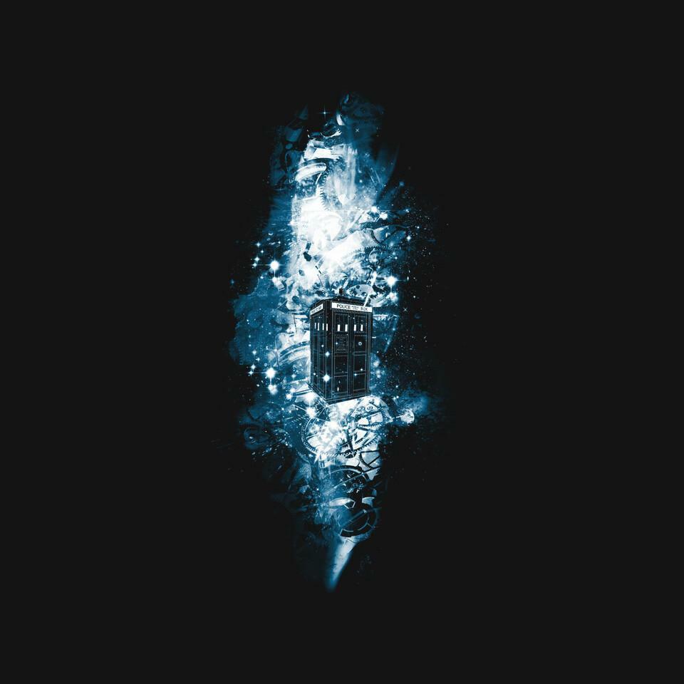 TeeFury: Lost In Space