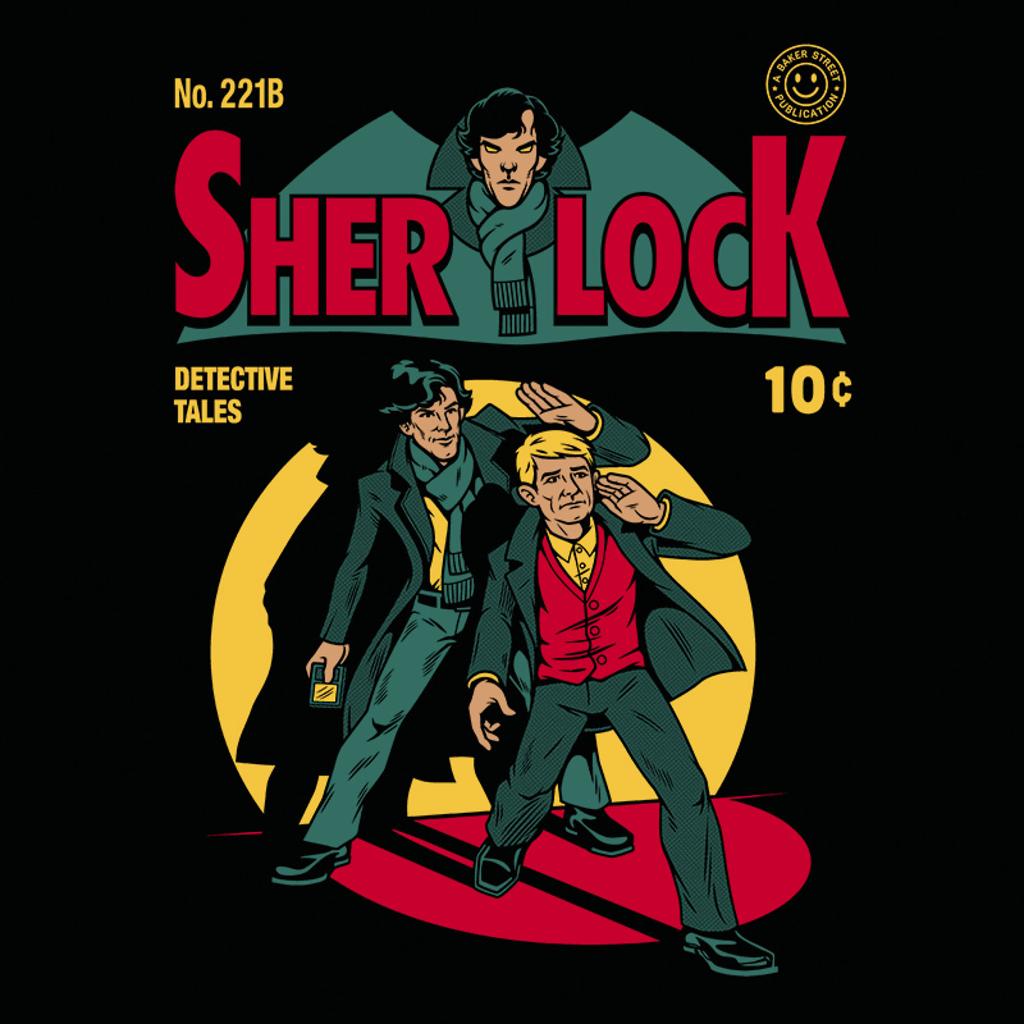 Pampling: Sherlock