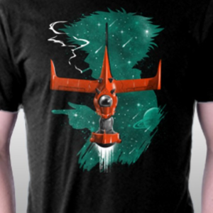 TeeFury: See You In Space
